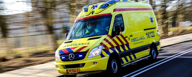 een ambulance